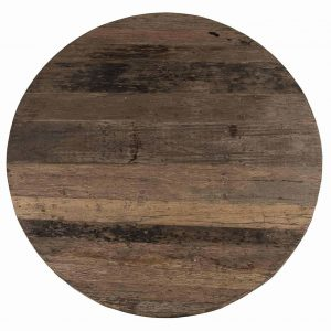 6064 TOP - Eettafel TOP Bodhi rond 140 Ø